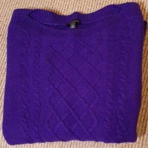 Talbots Merino Wool Sweater